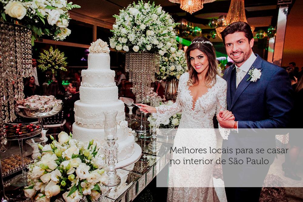 Imagem capa - Melhores locais para se casar no interior de São Paulo por Felipe Guedes