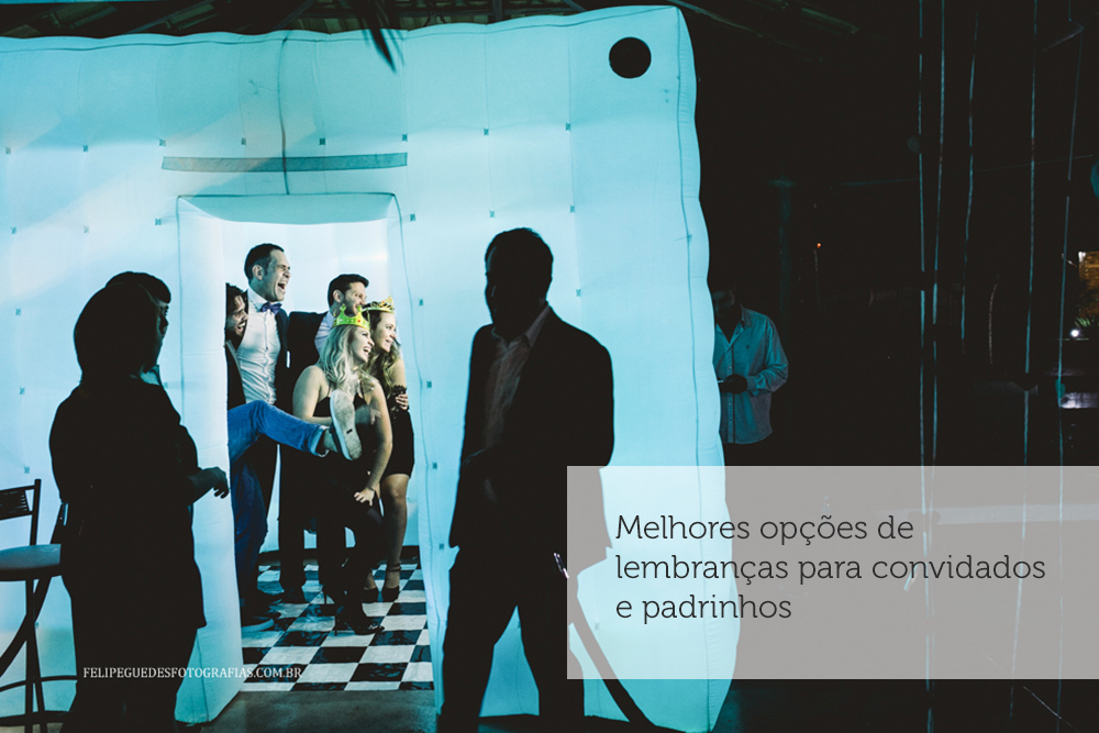 Imagem capa - Melhores opções de lembranças para convidados e padrinhos por Felipe Guedes