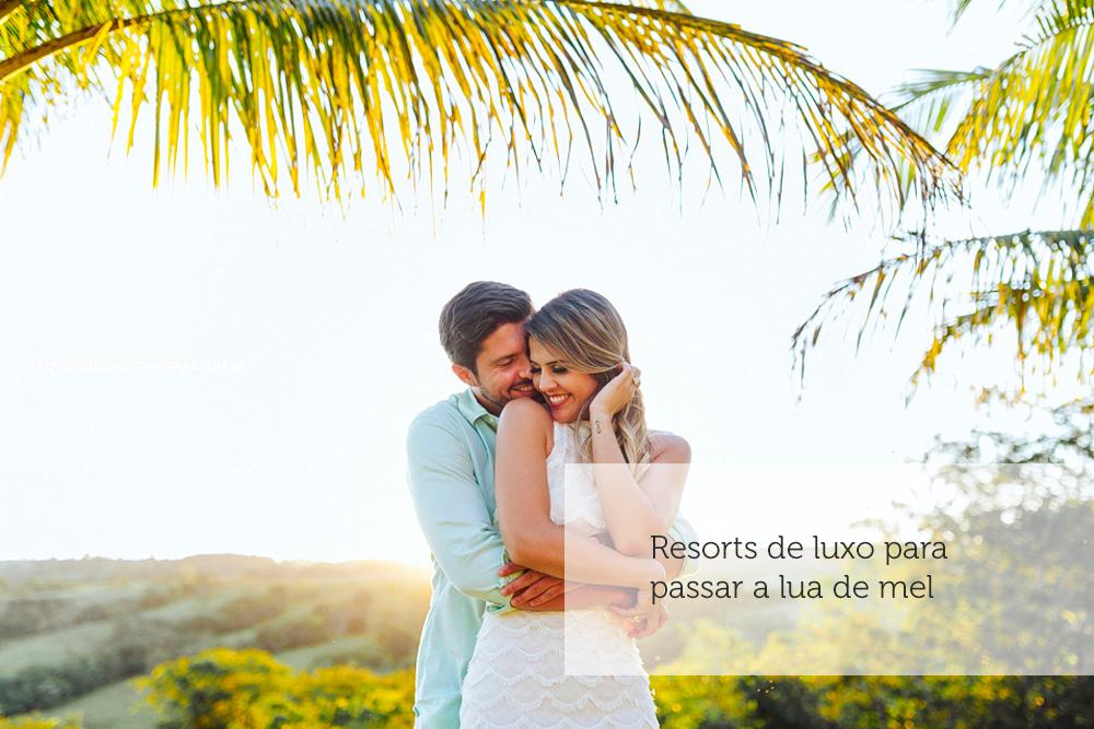 Imagem capa - Resorts de luxo para passar a sua lua de mel por Felipe Guedes