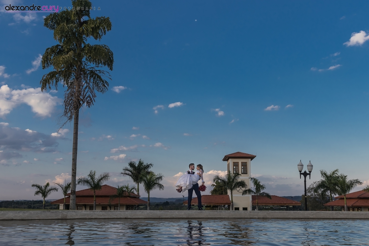 Foto de Casamento Alex Tasca & Karina