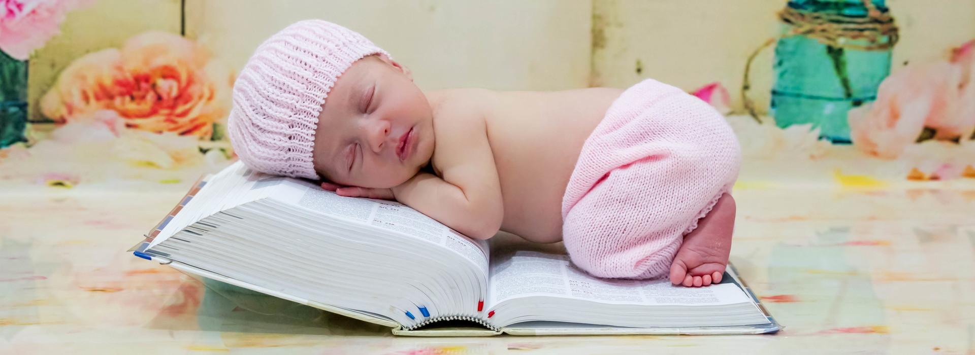 Newborn de Louise - 12 dias em Itu / SP