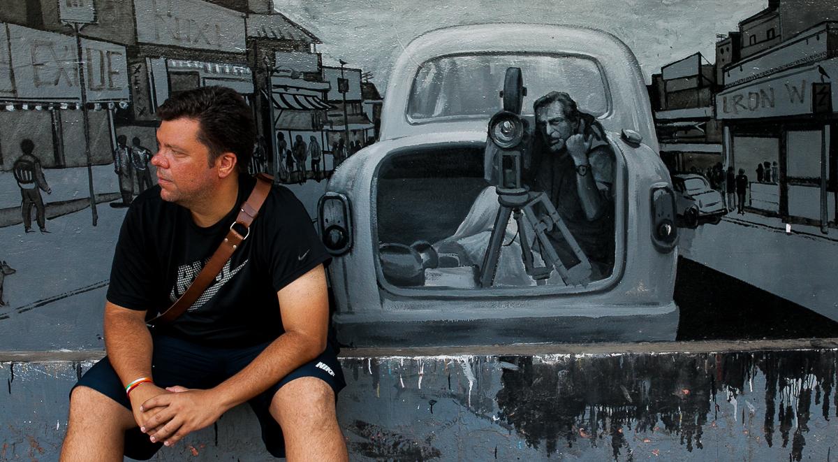 Sobre Gustavo Dragunskis - Fotógrafo | BH