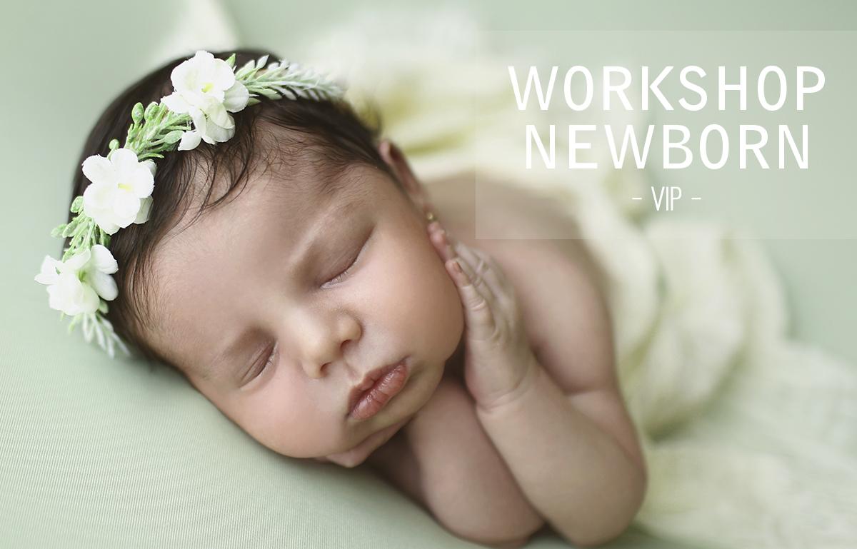 Imagem capa - WORKSHOP NEWBORN VIP por Fernanda Abreu