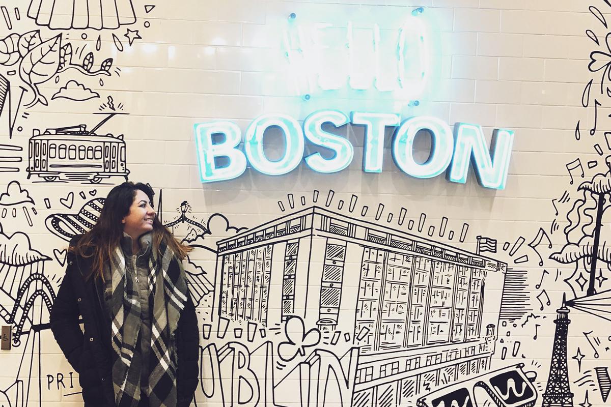 Imagem capa - 2ª edição Road Session - New York e Boston por Fernanda Abreu