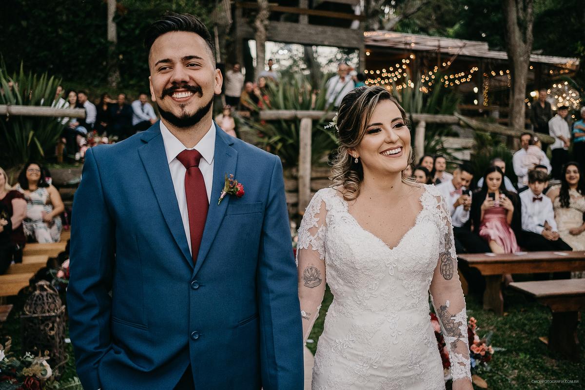 fotos de casamentos por caio henrique cerimonia ao ar livre decoracao de casamento
