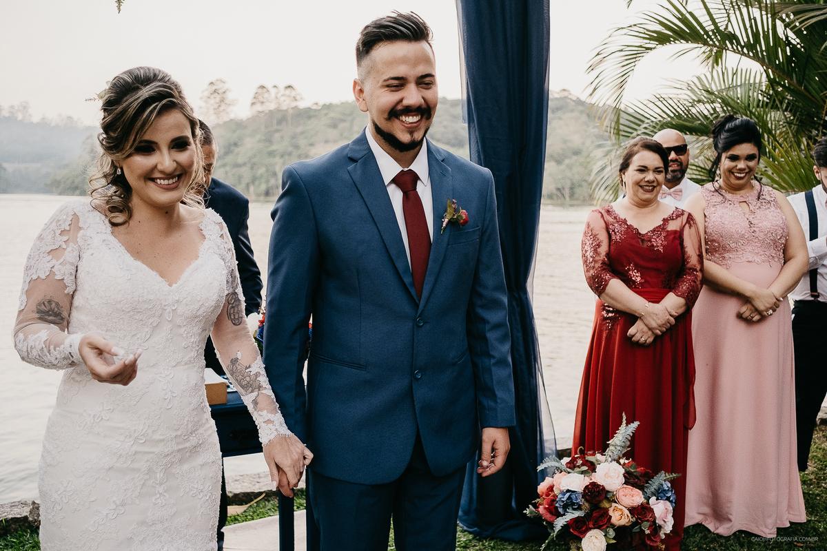 alianca de casamento pagens daminha de honra cerimonia ao ar livre