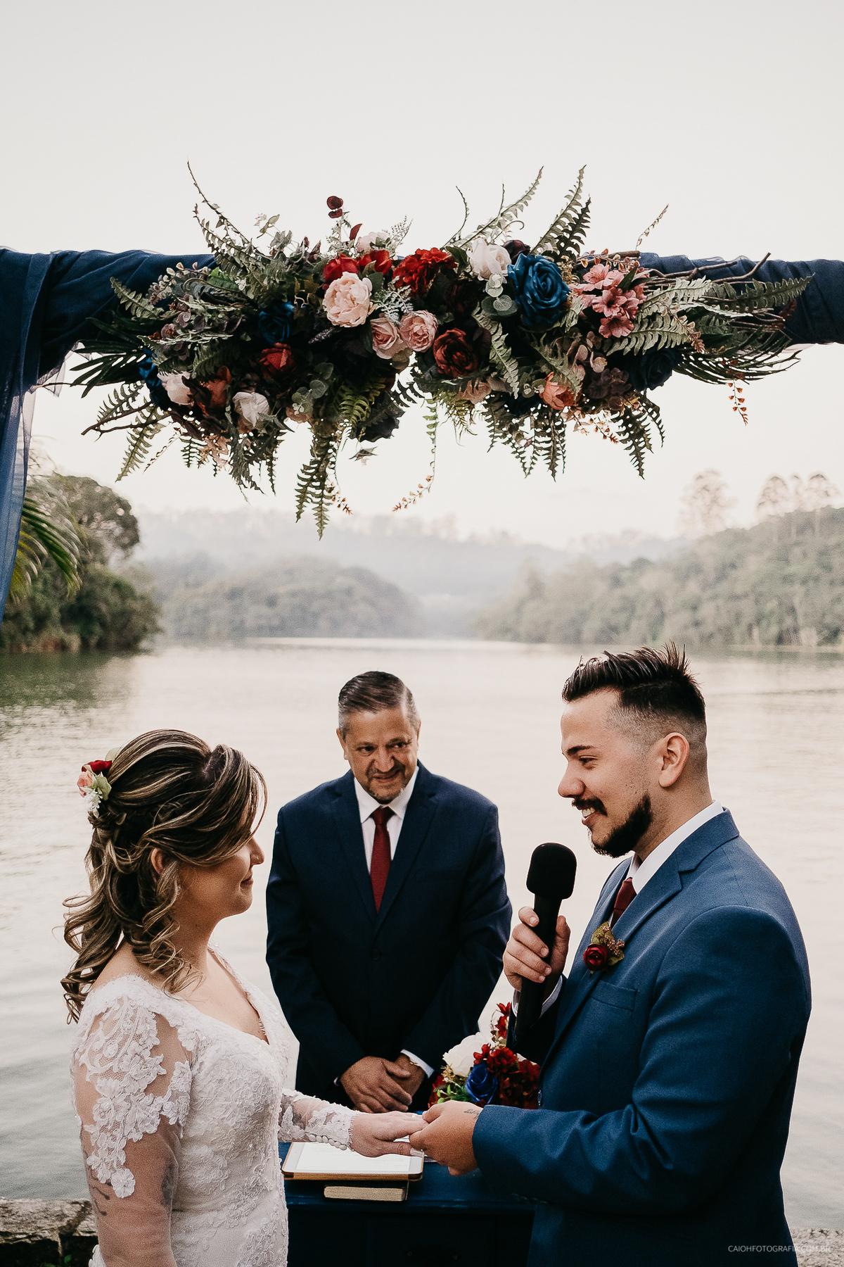 votos do noivo para a noiva na cerimonia ideias de casar casamento no lado casar n montanha fotografia documental