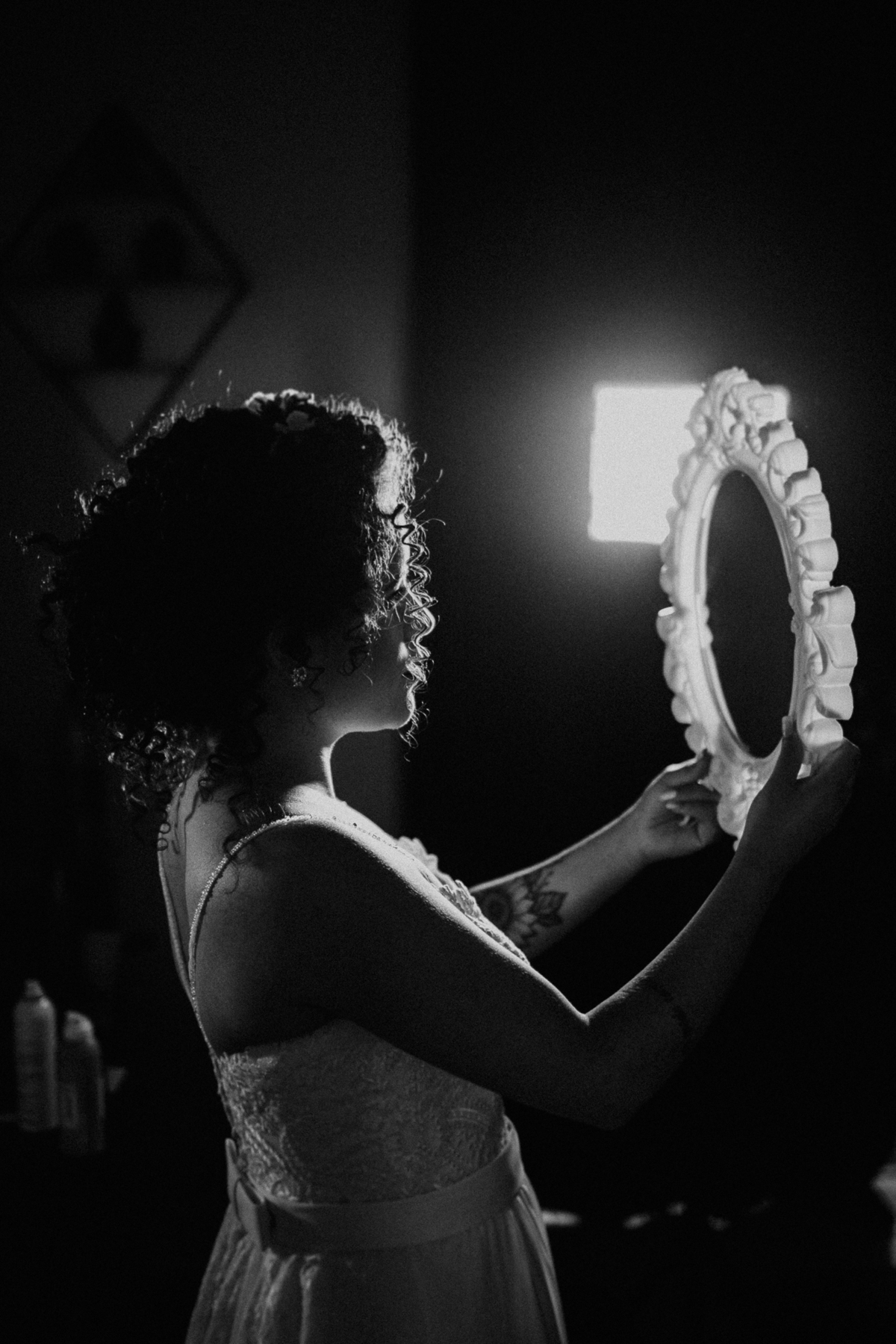 noiva com estilo casar no campo casamentos em campinas fotografos de casamento em campinas