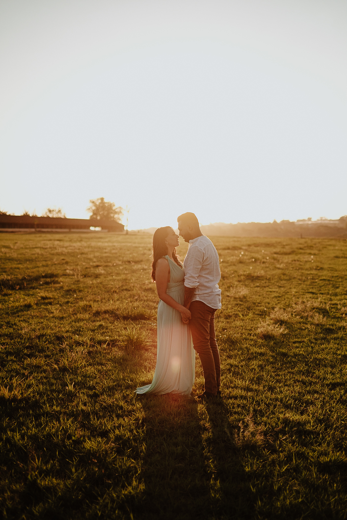 ensaio pre wedding em holambra no por do sol casamentos de dia mini wedding fotos por caio henrique fotografo de casamento ideias de ensaios de casal em holambra