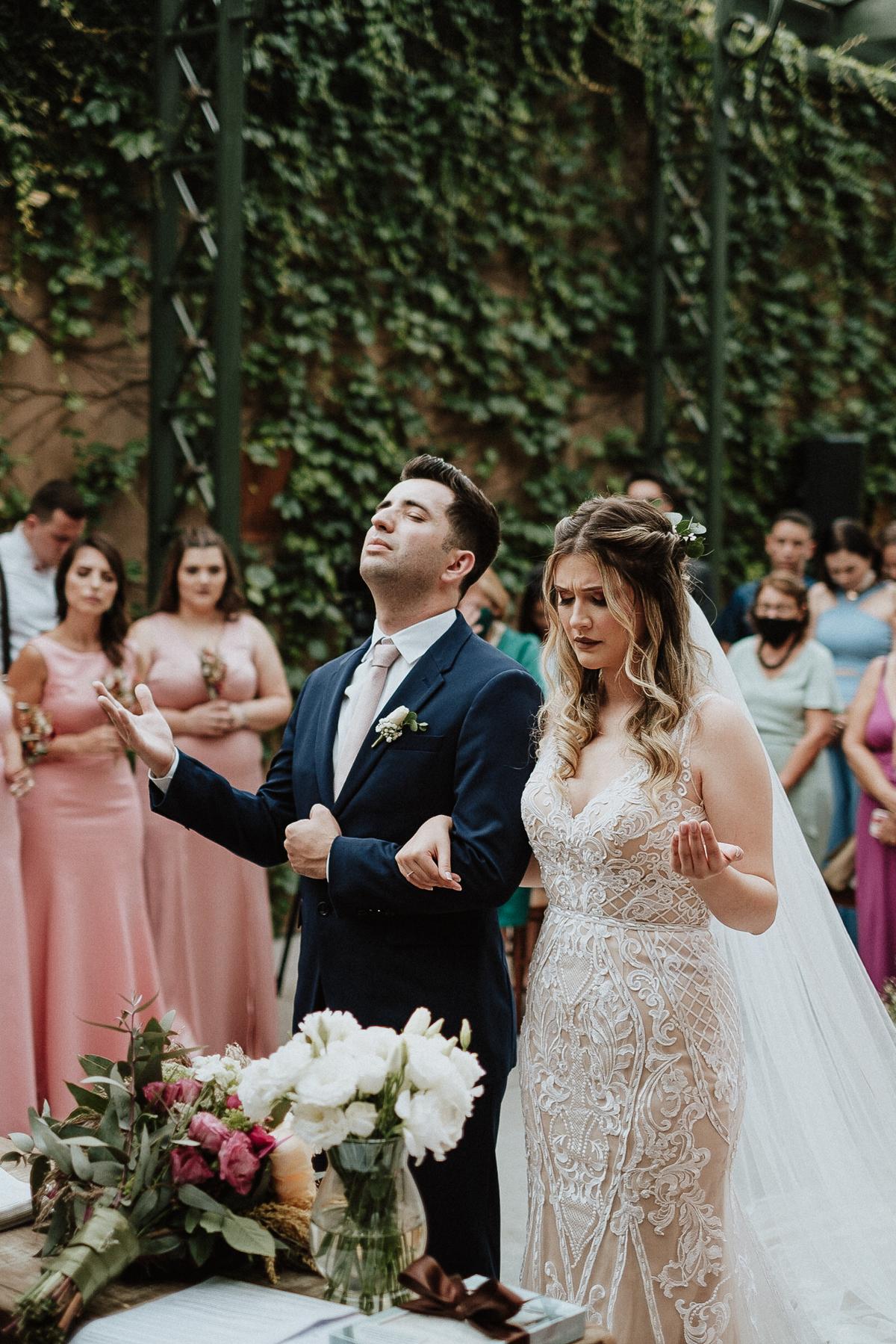 casamento de dia fotos por caio henrique cerimonia no campo sitio sao jorge
