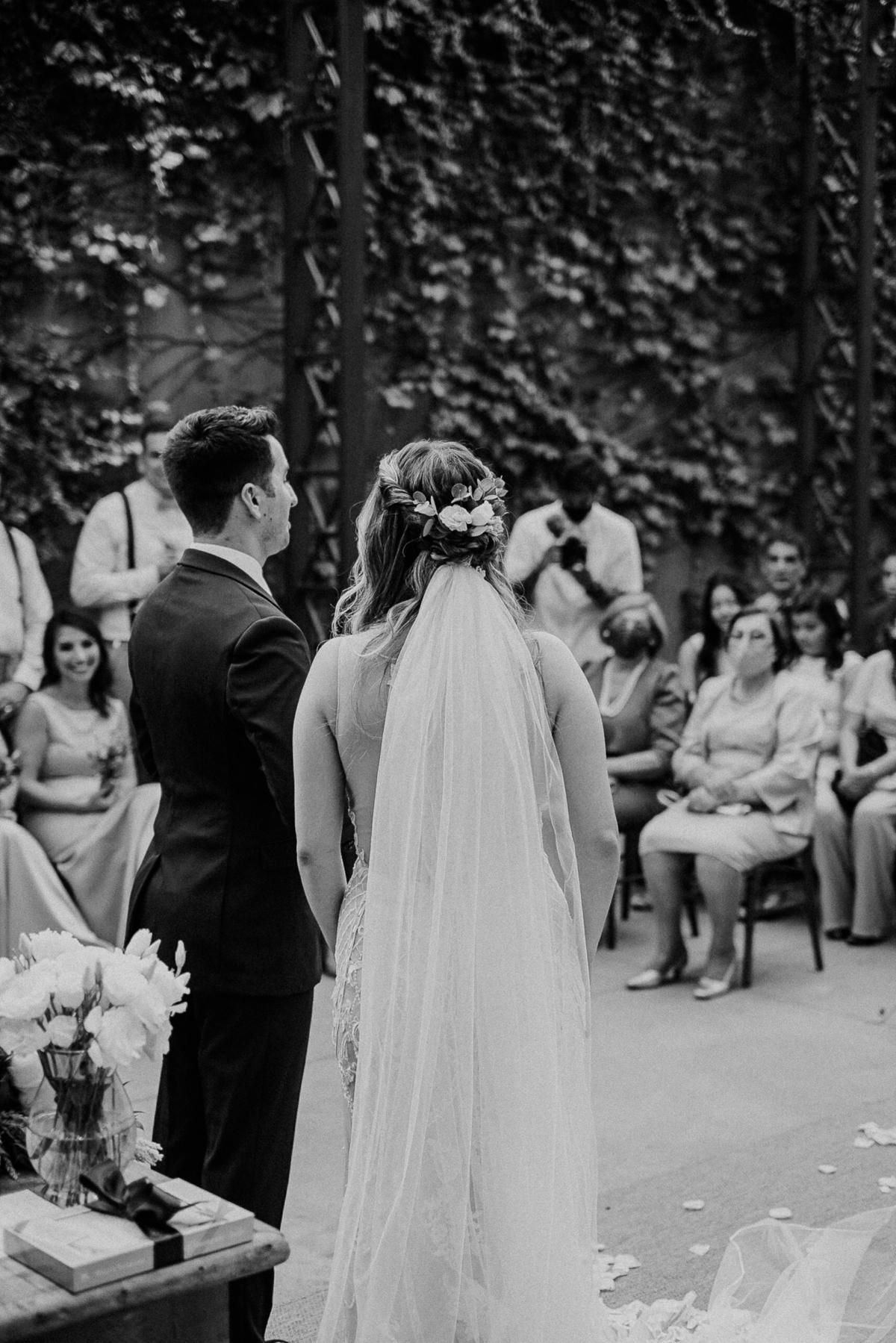 fotos por caio henrique cerimonia no campo sitio sao jorge casamento cristao