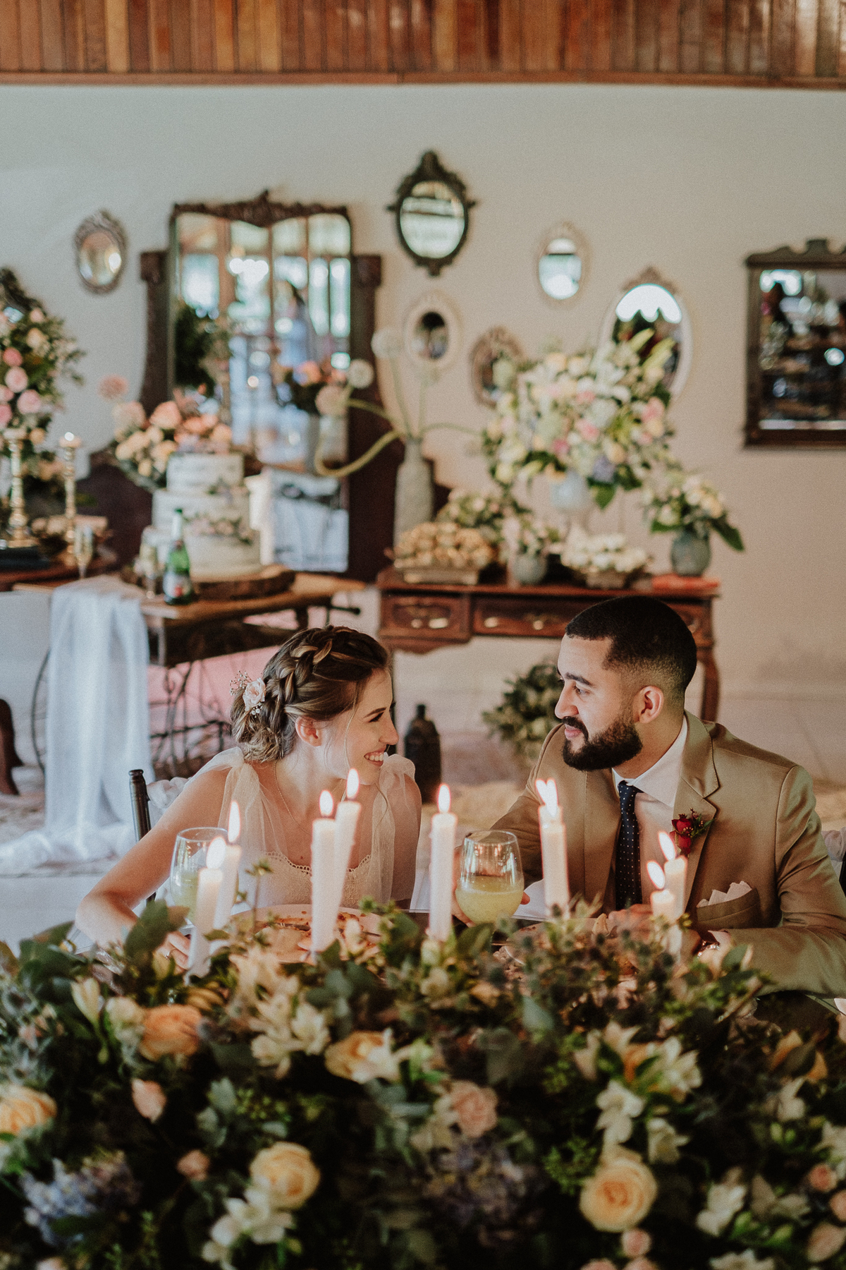 ensaio pos cerimonia mini wedding cerimonia no campo fotos por caio henrique elopement wedding ravena garden mairipora buque de noiva mesa dos noivos
