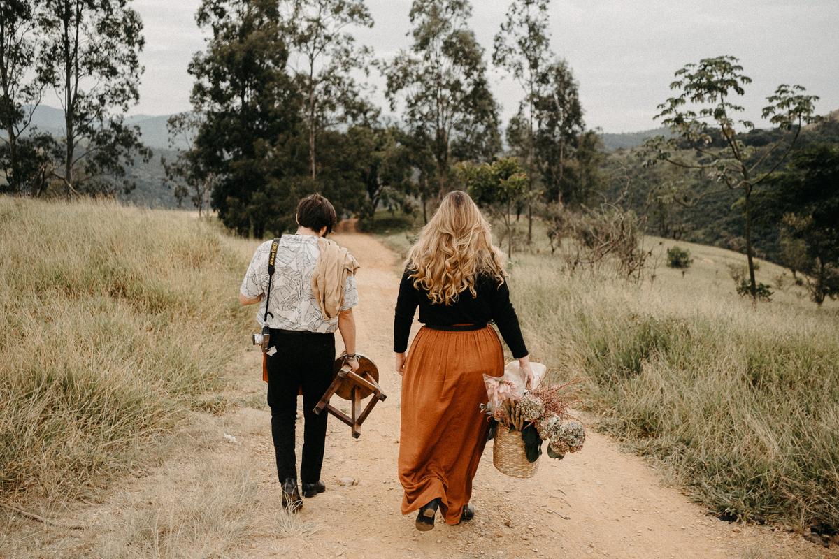 Ensaio pre casamento pre wedding no campo fotografia de casamento ensaios intimistas ideias para casar