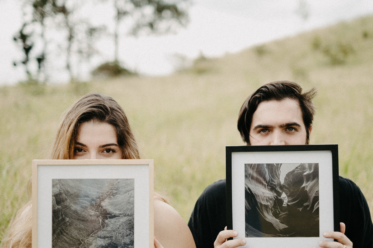 quadros de fotografia ensaio autoral fotografia de casamento por caio henrique