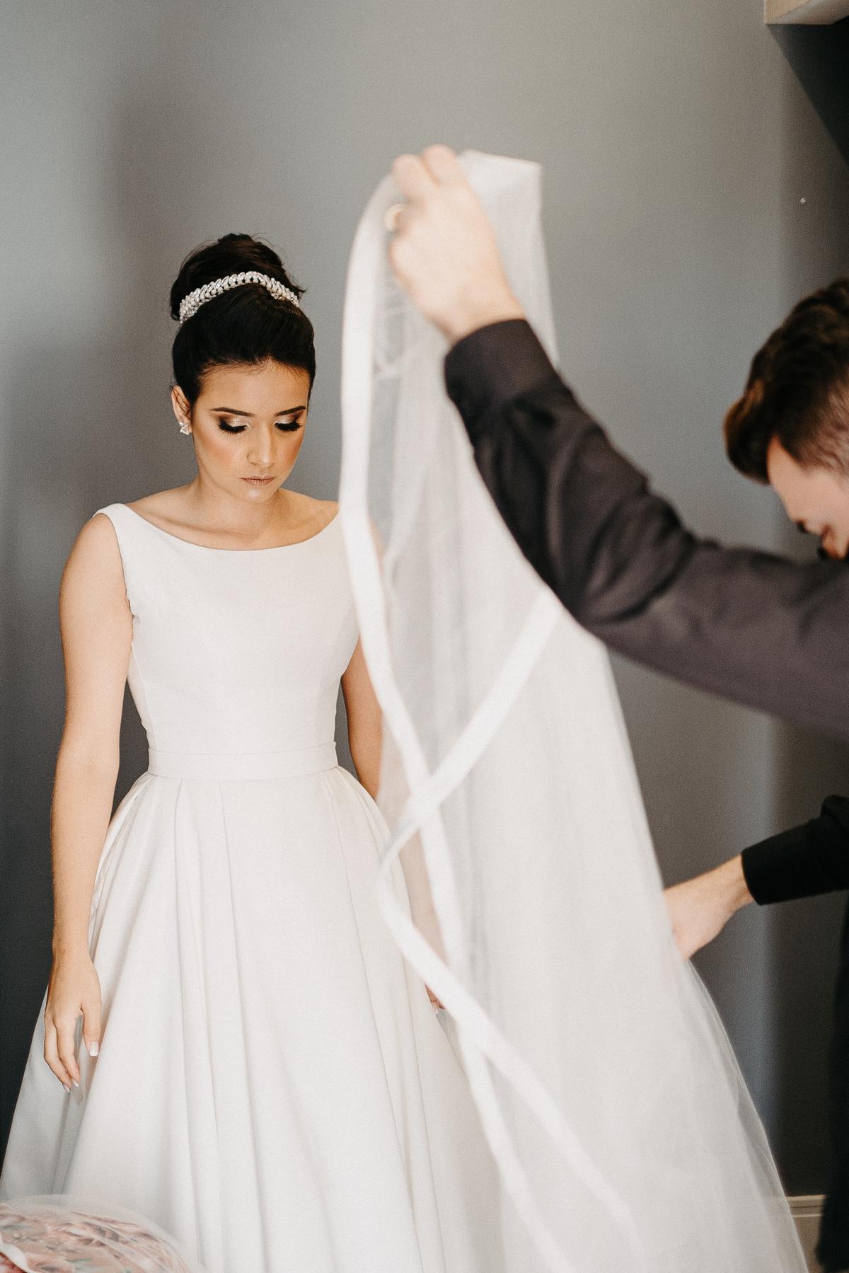 vestido de noiva casamentos de dia cerimonia intimista casamentos no campo mini wedding vestido de noiva fotografos de casamento veu de noiva