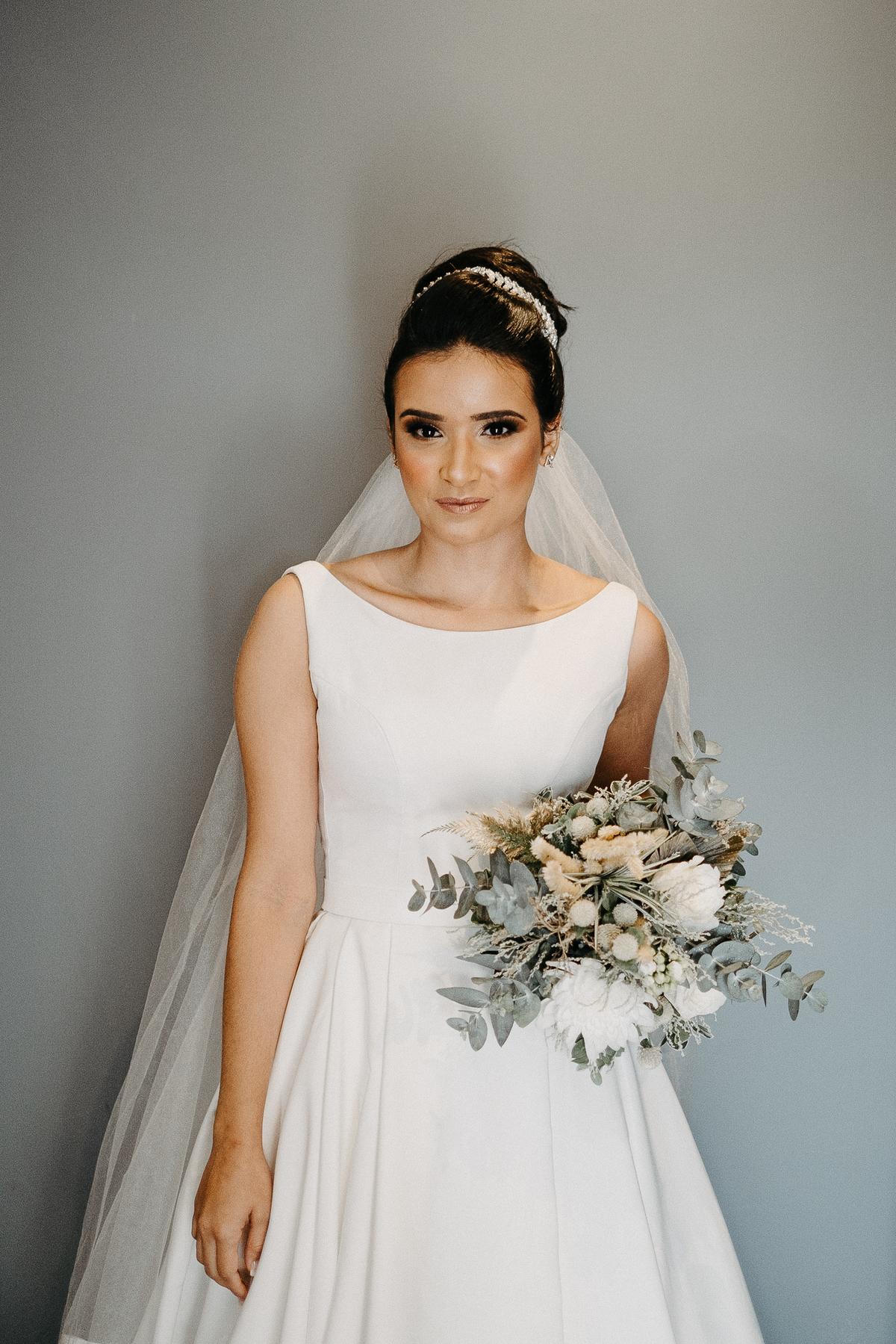 buque de noiva fotografia de casamento cerimonia intimista inspiraçoes de casamento fotografos de casamentos de dia