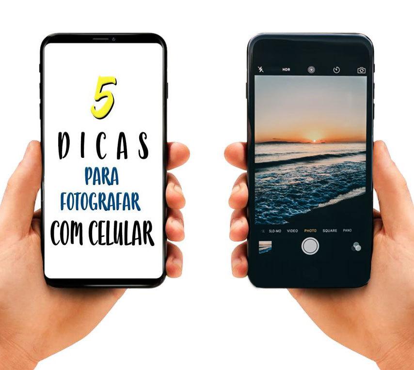 Imagem capa - 5 dicas ÓTIMAS para fotografar melhor com seu celular. por José Júnior