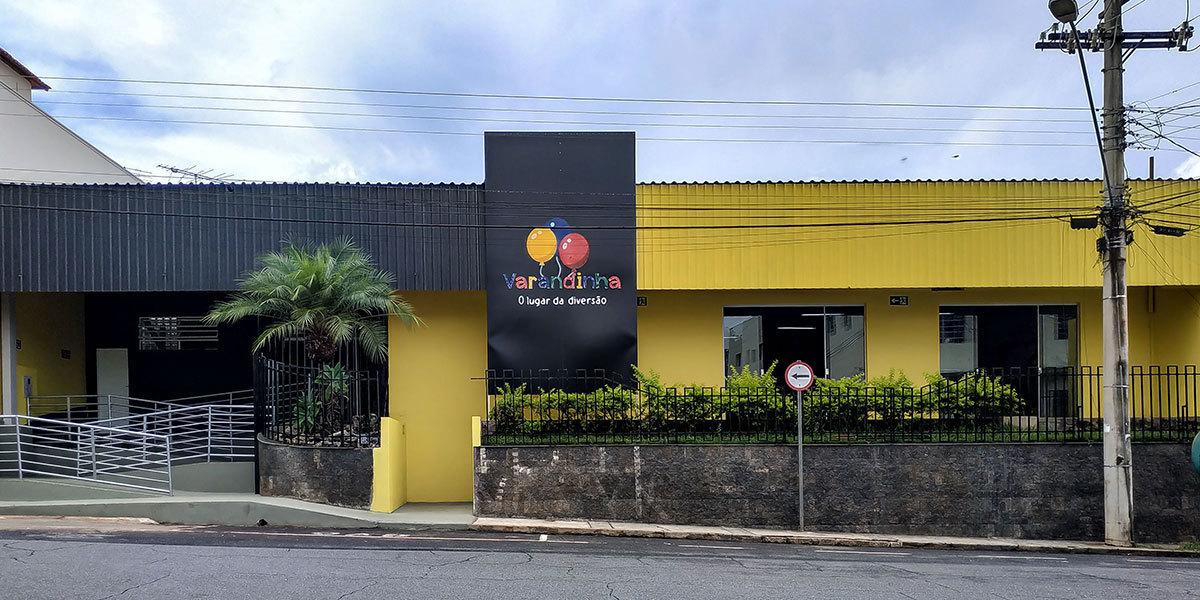 Imagem capa - Varandinha por José Júnior