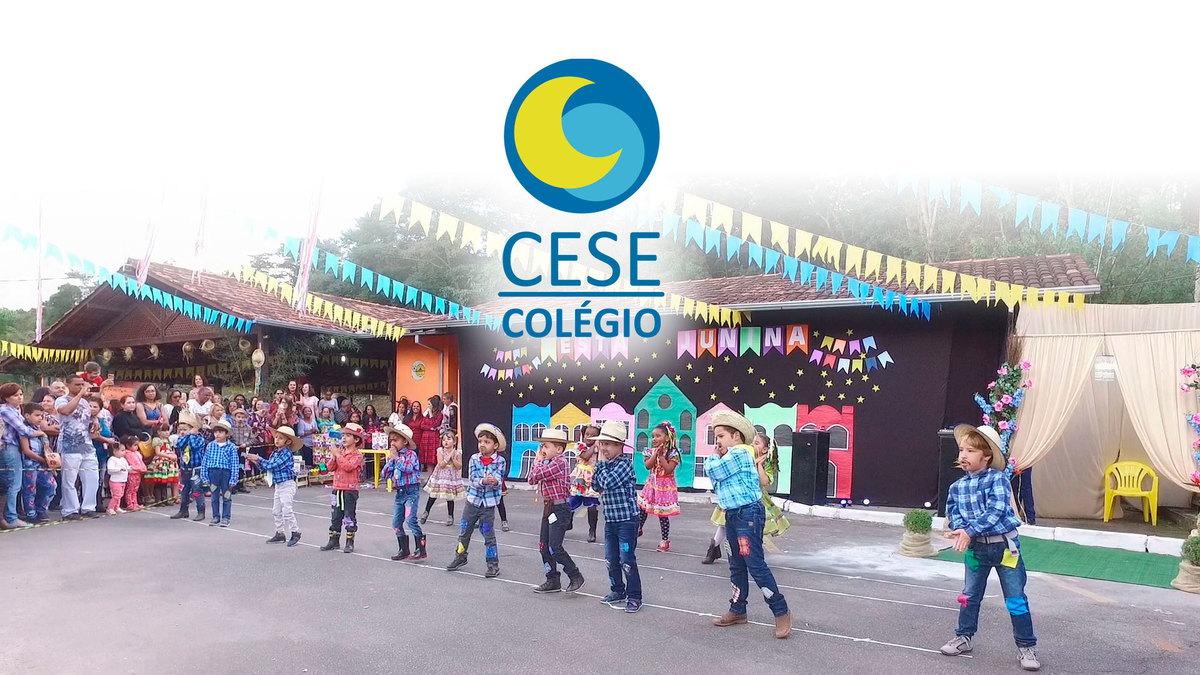 Imagem capa - Festa Junina - CESE 2018 por José Júnior