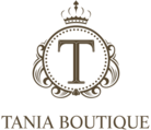 Logotipo de Tânia Boutique