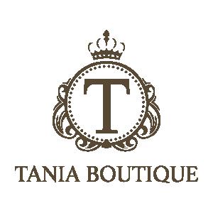 Logotipo de Tânia Boutique