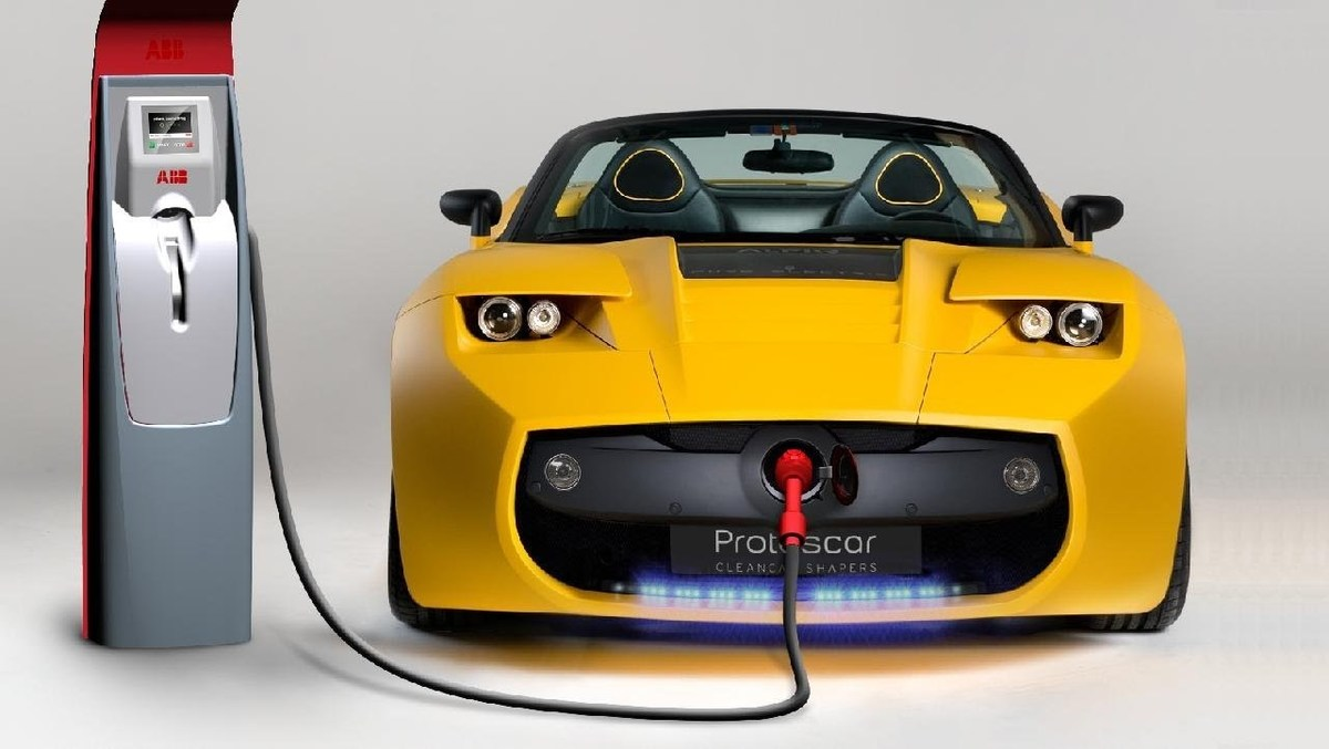 Imagem capa - Carros Elétricos no Brasil. : Veja todos os modelos e preços. por Caio