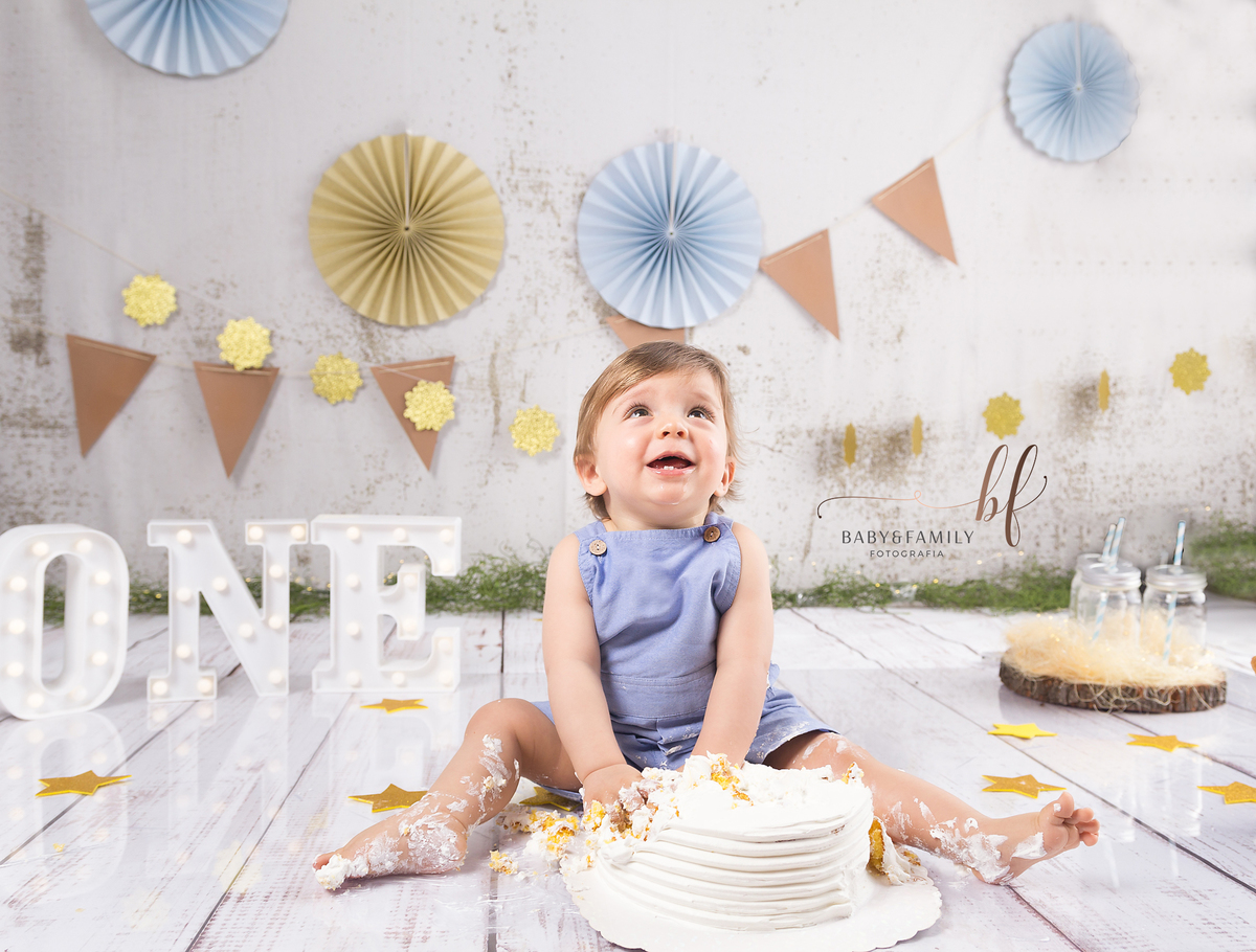 Imagem capa - Smash the Cake por Filipa Macias e José Cálix