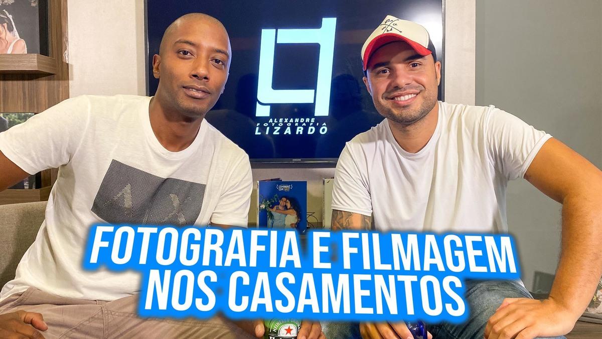 Imagem capa - Fotografia e filmagem nos casamentos por Alexandre Lizardo