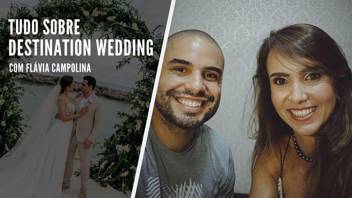 Imagem capa - Tudo sobre Destination Wedding por Alexandre Lizardo