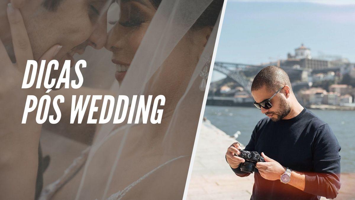 Imagem capa - Dicas de Ensaio Pós Wedding por Alexandre Lizardo