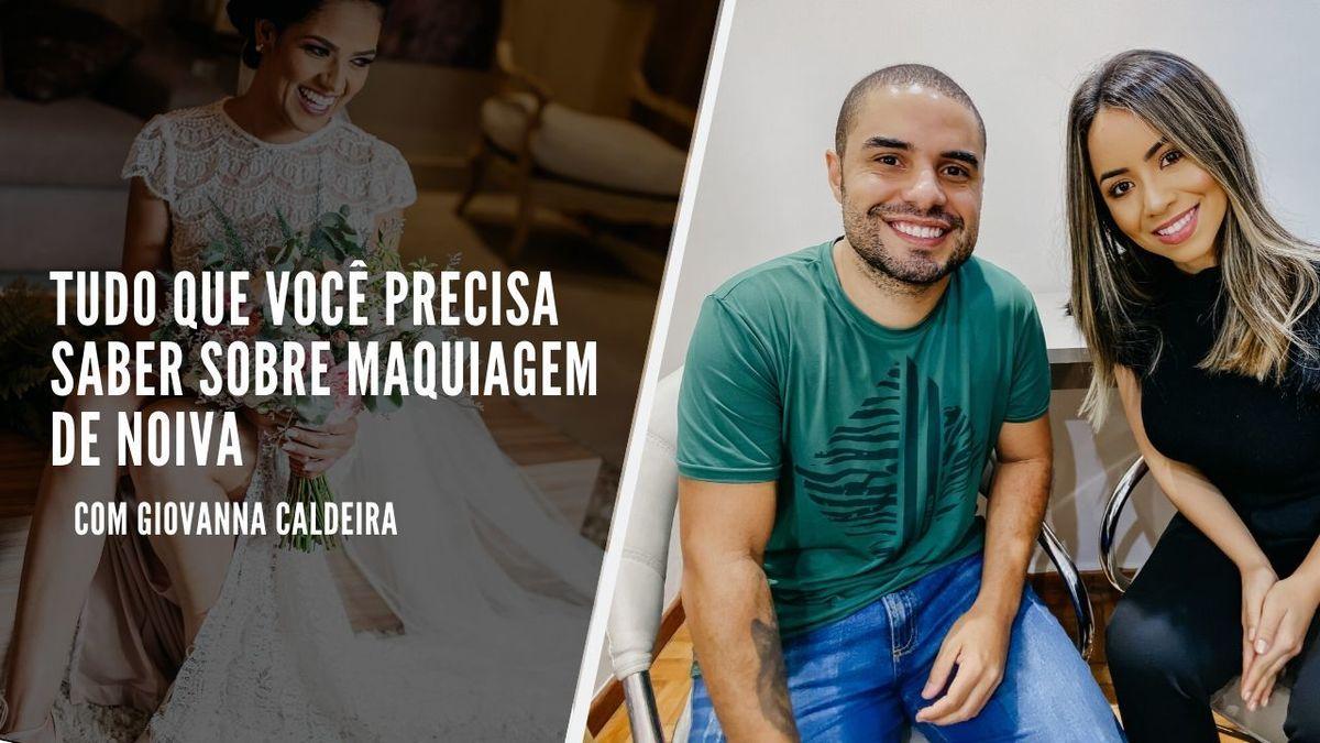 Imagem capa - Tudo que você precisar saber sobre MAQUIAGEM DE NOIVA por Alexandre Lizardo