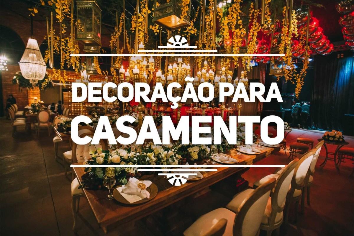 Imagem capa - Decoração de Casamento por Alexandre Lizardo