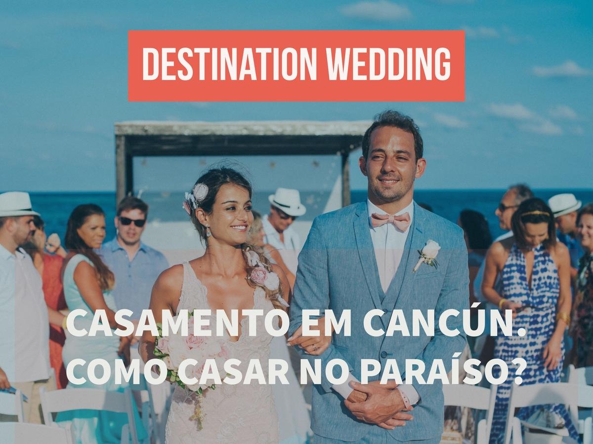 Imagem capa - Casamento em Cancún por Alexandre Lizardo