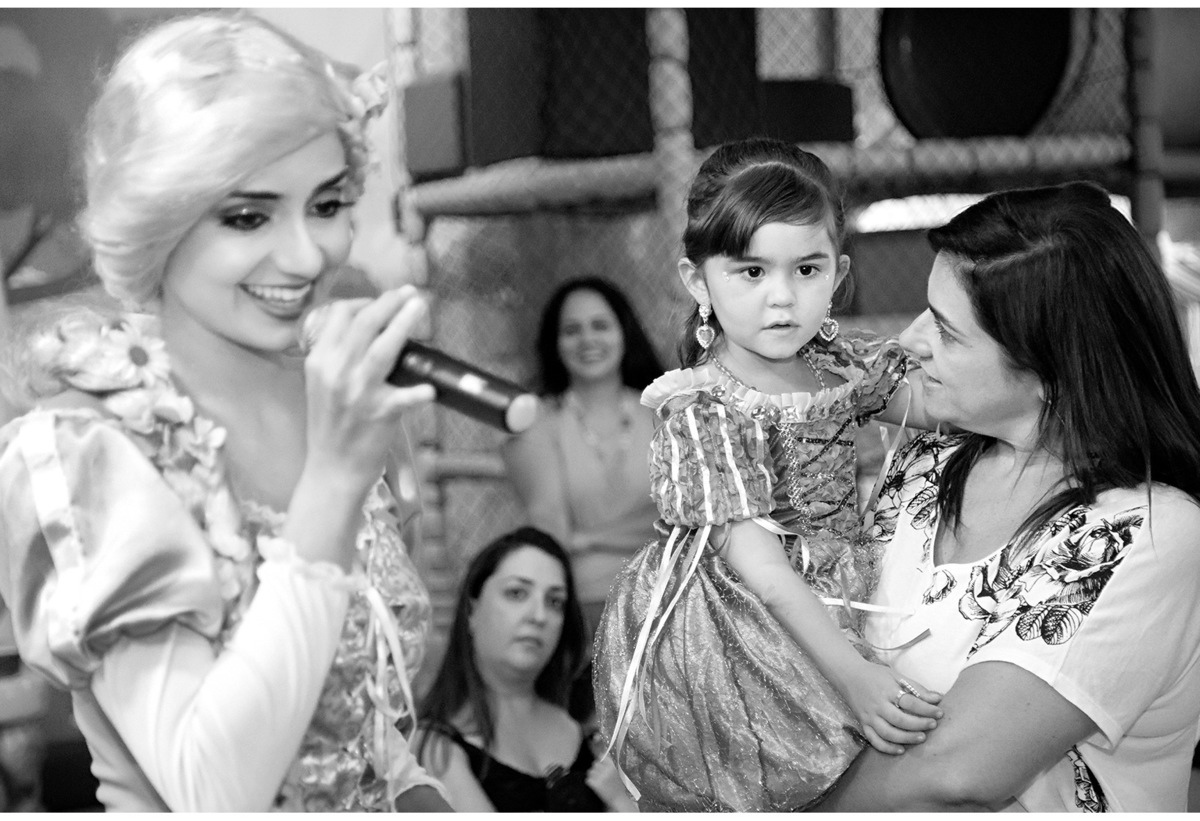 festa Infantil - Ana Júlia 4 anos - Buffet M5 Fun ...