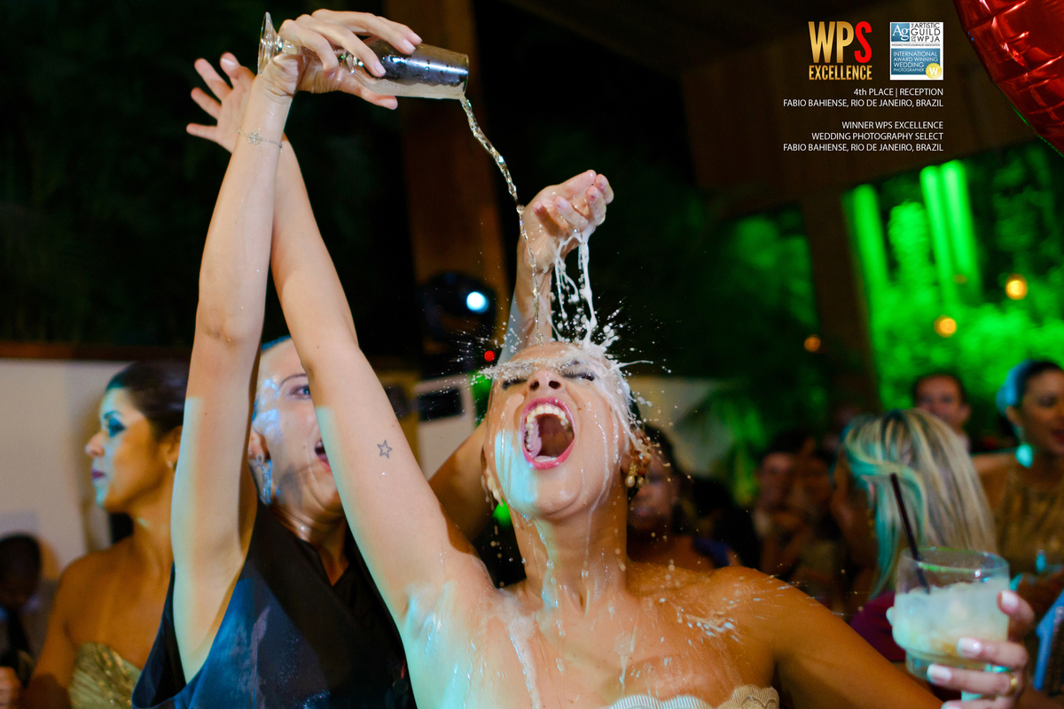 Imagem capa - Fotografia premiada pela AG|WPJA The Artistic Guild of the WPJA e também pela WPS Wedding Photography Select por Fabio Bahiense