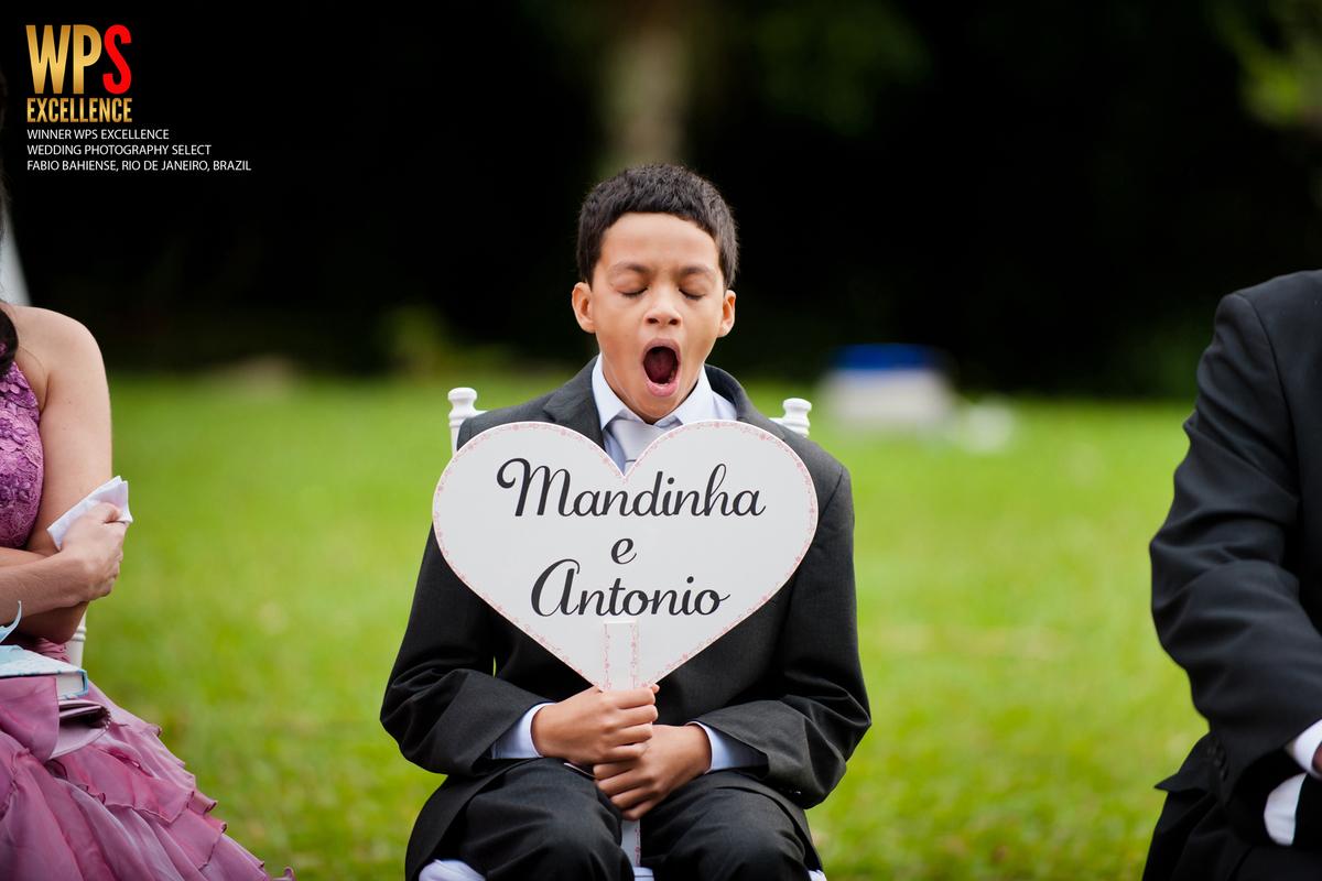 Imagem capa - Prêmio pela WPS Wedding Photography Select por Fabio Bahiense