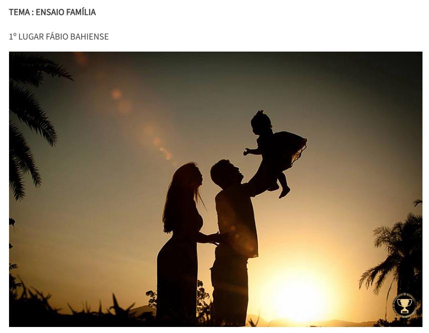 Imagem capa - Foto premiada - ELPA Expert Lens Photographers Association por Fabio Bahiense