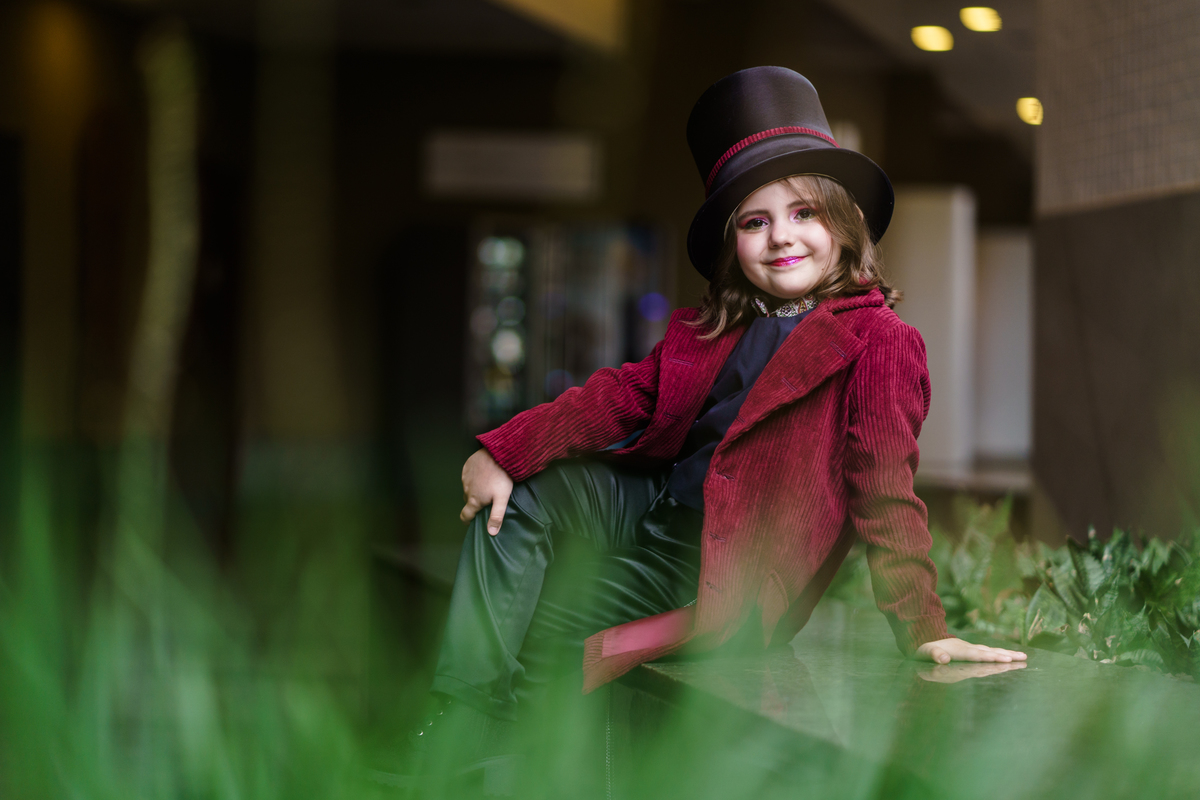 Imagem capa - A atriz mirim Duda Batista comemorou seu aniversário de 9 anos em grande estilo por Fabio Bahiense