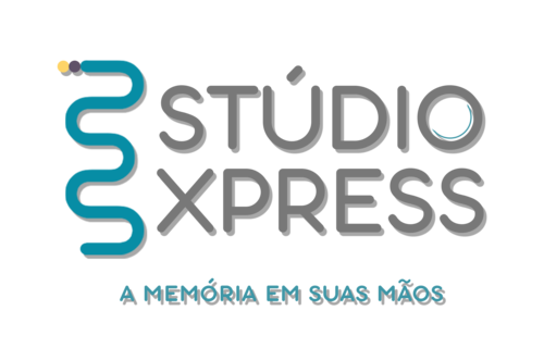 Logotipo de Estúdio Express