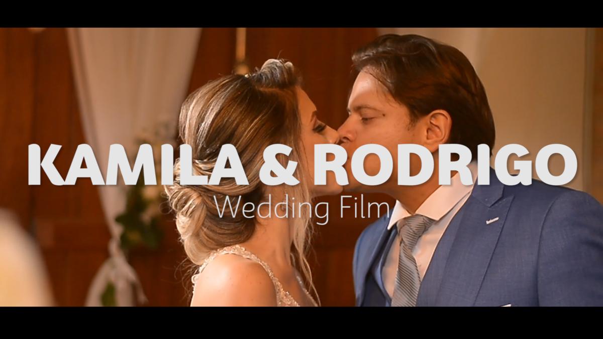 Imagem capa - Filme de Casamento - Kamila e Rodrigo por Morandi Fotocinegrafia