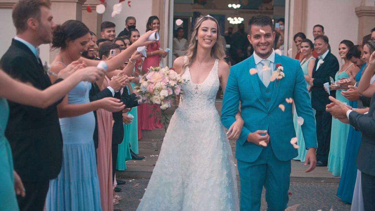 Imagem capa - Filme de Casamento Bruna e Raul por Morandi Fotocinegrafia