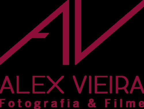 Logotipo de Alex Vieira