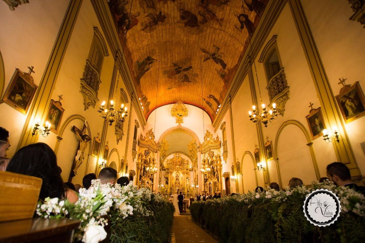 Imagem capa - Cerimônia de Casamento: Passo a Passo por Alex Vieira