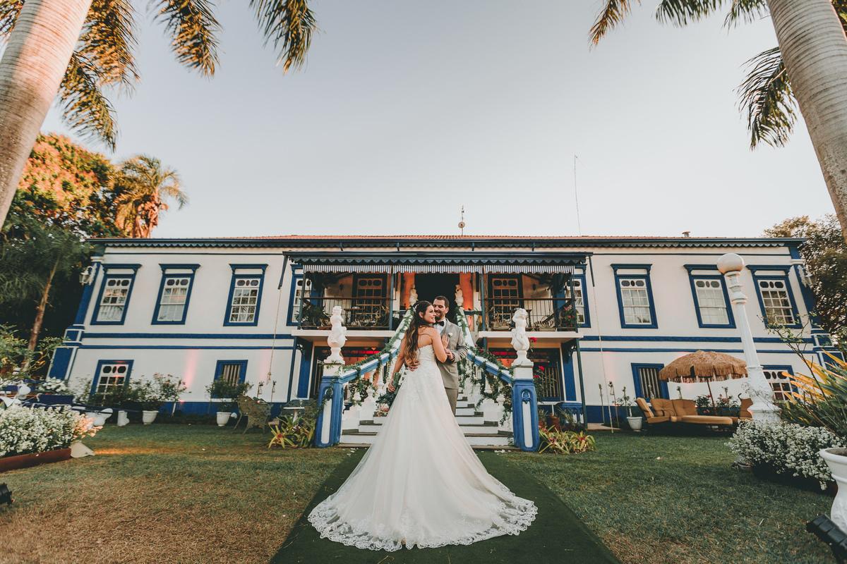 Imagem capa - 6 fazendas incríveis para se casar ao ar livre! por Luiz Mazinho