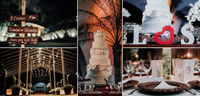 Imagem capa - 8 decorações de casamento para se inspirar por Luiz Mazinho
