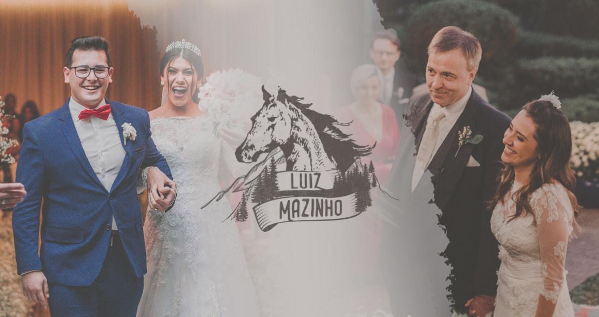 Imagem capa - Luiz Mazinho Fotografia - Luiz e Thais, fotógrafos de casamento. Perguntas mais frequentes por Luiz Mazinho