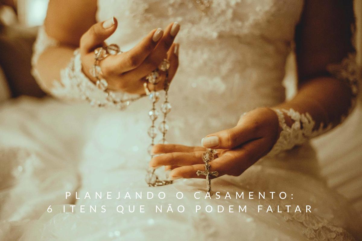 Imagem capa - Planejando o casamento: 6 itens que não podem faltar por Luiz Mazinho
