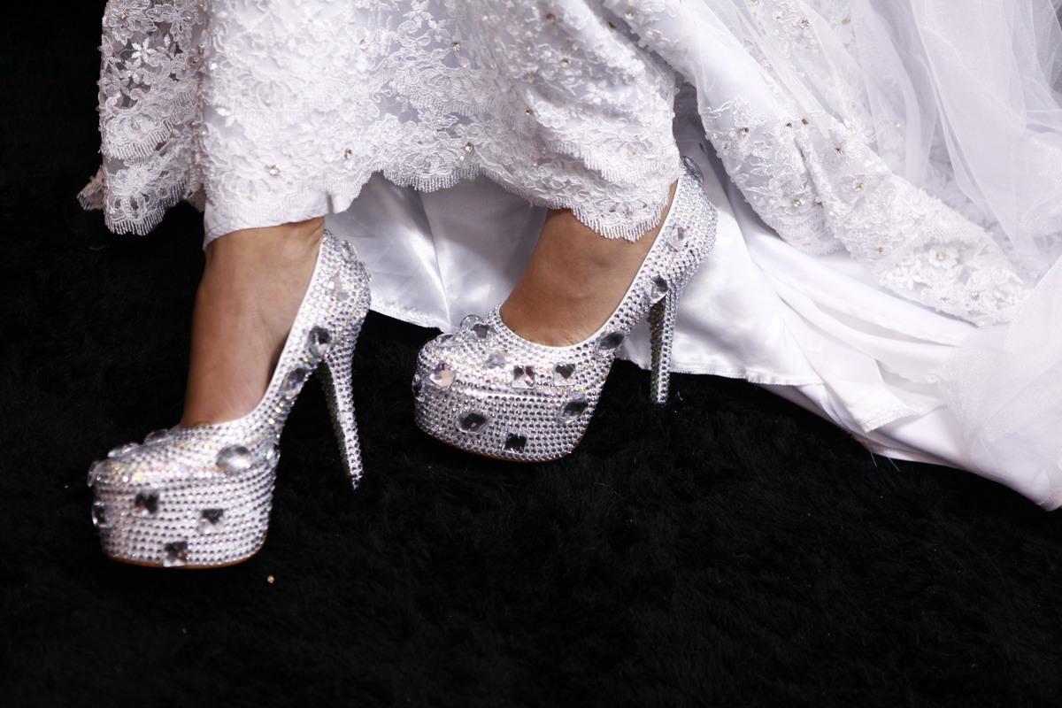Imagem capa - Sapatos diferentes  para noivas  !!!! por Rodrigo Amaro