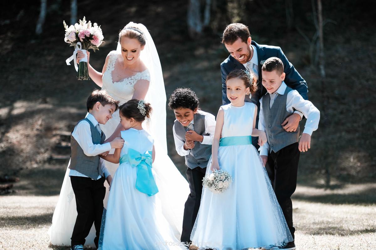 Imagem capa - Eles vão roubar a cena do seu casamento. por Pedro Paulo S. M. Salgado