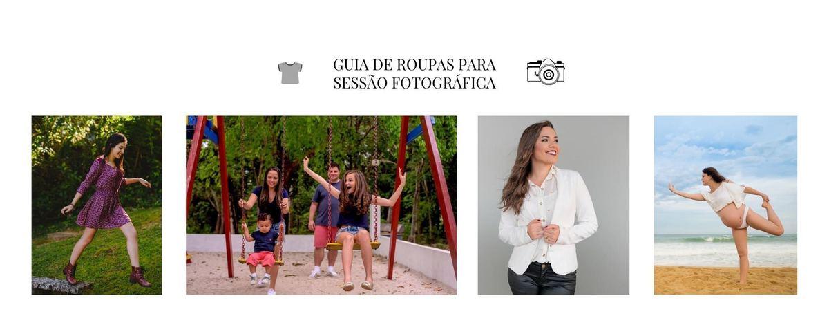 Imagem capa - Guia de roupas para sessão fotográfica - gestante, família, casamento, 15 anos por Isis e Fabricio